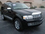 2008 Black Lincoln Navigator Luxury #23386500