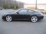 2007 Black Porsche 911 Carrera Coupe #23395008