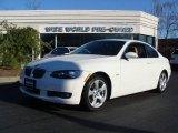 2007 Alpine White BMW 3 Series 328xi Coupe #2335519
