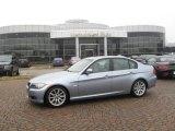 2009 Blue Water Metallic BMW 3 Series 328i Sedan #23391767