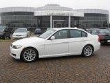 2009 Alpine White BMW 3 Series 328i Sedan #23391769