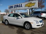 2008 White Suede Ford Fusion SE V6 #23383573
