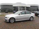 2009 Titanium Silver Metallic BMW 3 Series 328i Sedan #23391771