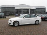 2009 Alpine White BMW 3 Series 328i Sedan #23391768