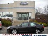 2010 Tuxedo Black Metallic Ford Fusion SE #23378211