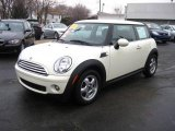 2007 Pepper White Mini Cooper Hardtop #23382604