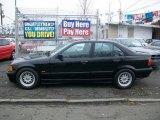 1997 Jet Black BMW 3 Series 328i Sedan #23453361