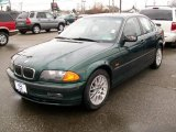 1999 Fern Green Metallic BMW 3 Series 328i Sedan #23450287