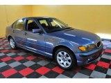 2005 Steel Blue Metallic BMW 3 Series 325xi Sedan #23455117