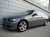 2009 Space Grey Metallic BMW 3 Series 328xi Coupe #23441717