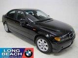 2005 Black Sapphire Metallic BMW 3 Series 325i Sedan #23452199