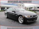 2009 Black Sapphire Metallic BMW 3 Series 335i Convertible #23462057