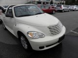 2007 Cool Vanilla White Chrysler PT Cruiser Convertible #23452590