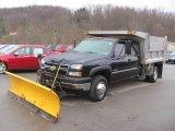 2006 Chevrolet Silverado 3500 Crew Cab 4x4 Chassis Dump Truck Data, Info and Specs