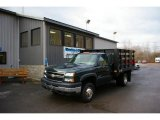 2007 Chevrolet Silverado 3500HD Regular Cab Chassis 4x4 Stake Truck Data, Info and Specs