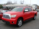 2007 Radiant Red Toyota Tundra Limited CrewMax 4x4 #23451869