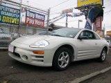 2003 Dover White Pearl Mitsubishi Eclipse RS Coupe #23453358