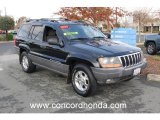 1999 Jeep Grand Cherokee Black