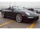 2007 Black Porsche 911 Carrera S Cabriolet #23452331