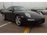 2008 Black Porsche 911 Carrera S Coupe #23452337