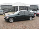 2007 Deep Green Metallic BMW 3 Series 328i Sedan #23455087