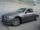 2007 Space Gray Metallic BMW 3 Series 335i Coupe #23441756