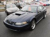 2003 True Blue Metallic Ford Mustang GT Coupe #23460778