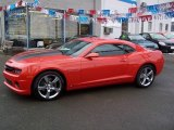 2010 Victory Red Chevrolet Camaro SS/RS Coupe #23442077