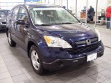 2007 Royal Blue Pearl Honda CR-V LX 4WD #23460465