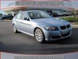 2009 Blue Water Metallic BMW 3 Series 328i Sedan #23462053