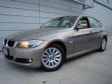 2009 Platinum Bronze Metallic BMW 3 Series 328xi Sedan #23441714