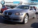 2008 Space Grey Metallic BMW 3 Series 328xi Coupe #23513229
