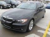 2008 Jet Black BMW 3 Series 335i Sedan #23526347