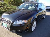 2008 Brilliant Black Audi A4 2.0T quattro Avant #23528702