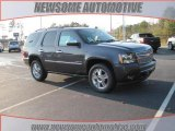 2010 Taupe Gray Metallic Chevrolet Tahoe LTZ #23533407