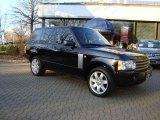 2006 Java Black Pearl Land Rover Range Rover HSE #23529662