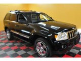 2006 Black Jeep Grand Cherokee Limited 4x4 #23526377