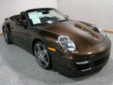 2008 Porsche 911 Turbo Cabriolet Data, Info and Specs