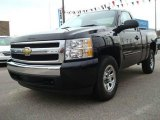 2008 Black Chevrolet Silverado 1500 LT Regular Cab 4x4 #23514120