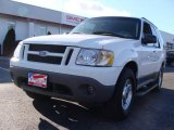 2003 Oxford White Ford Explorer Sport XLT 4x4 #23523782