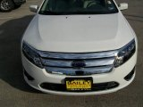 2010 White Suede Ford Fusion SEL #23517341