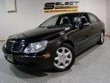 2004 Black Mercedes-Benz S 430 4Matic Sedan #2349134