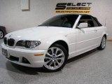 2006 Alpine White BMW 3 Series 330i Convertible #2349184