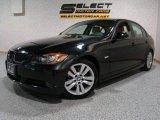 2006 Black Sapphire Metallic BMW 3 Series 325i Sedan #2349113