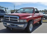 1994 Dodge Ram 1500 Poppy Red