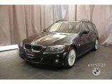 2009 Black Sapphire Metallic BMW 3 Series 328xi Sport Wagon #23557477