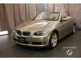 2009 Platinum Bronze Metallic BMW 3 Series 328i Convertible #23557478