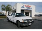 2003 Summit White Chevrolet Silverado 1500 LS Extended Cab #23574723