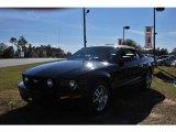 2005 Black Ford Mustang GT Premium Convertible #23564816