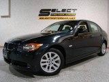 2006 Jet Black BMW 3 Series 325xi Sedan #2349156